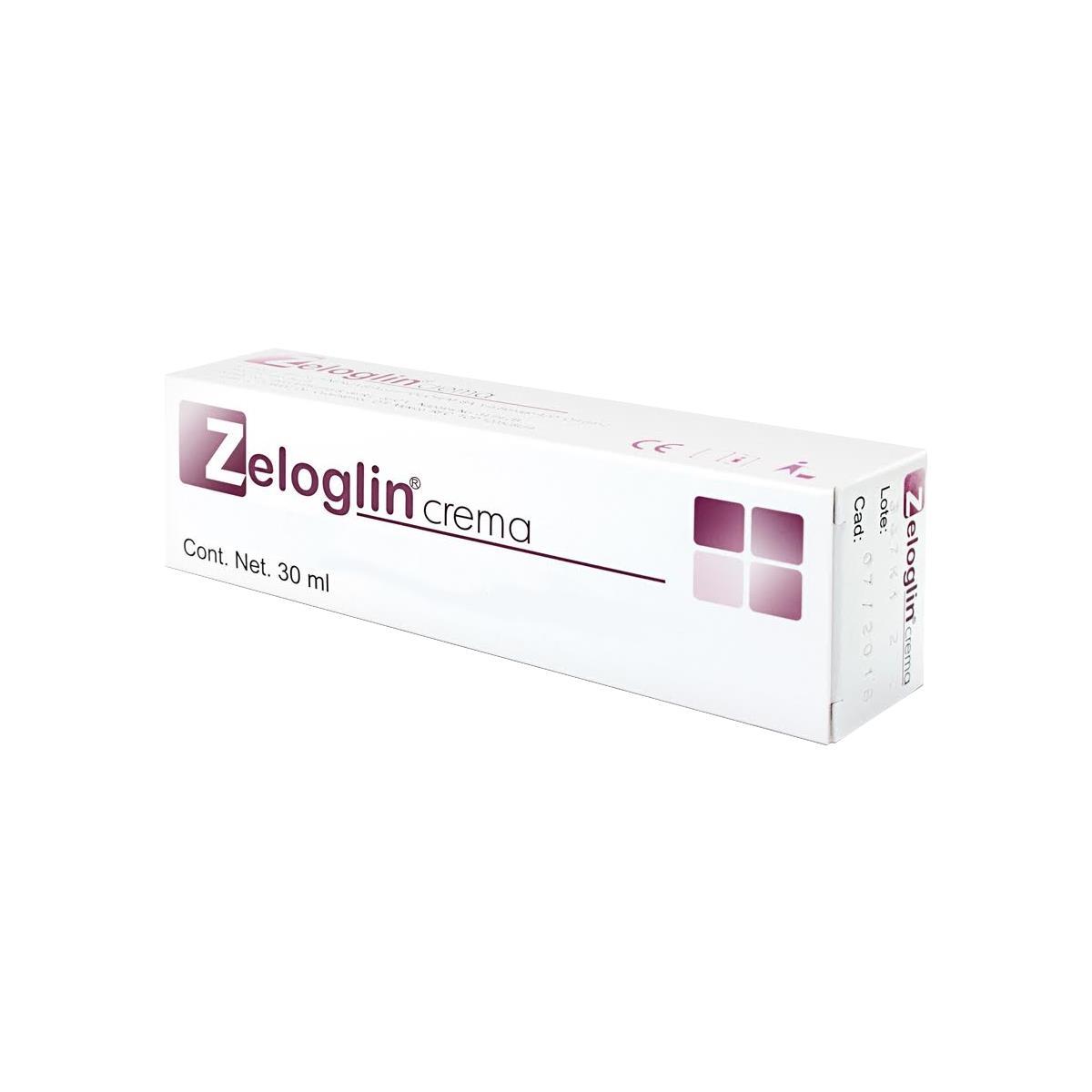 Zeloglin Crema 30 Ml