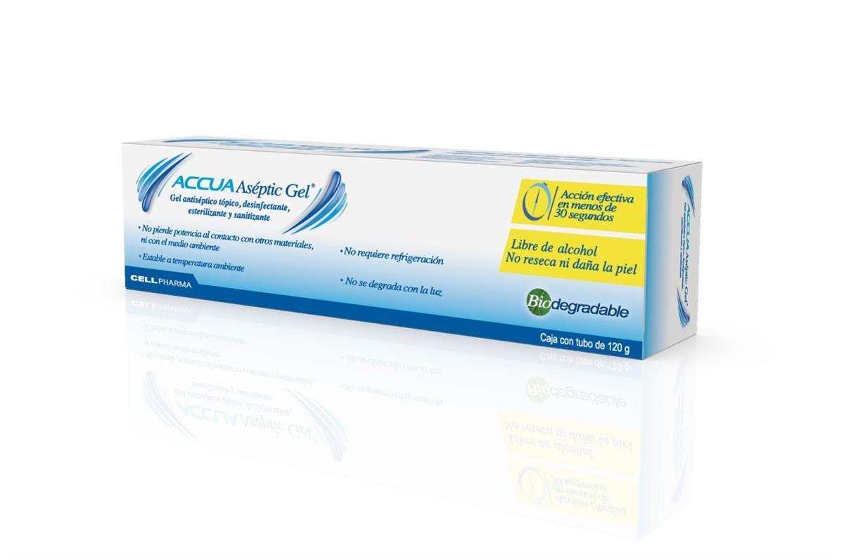Accua Aseptic Gel 120 Gr