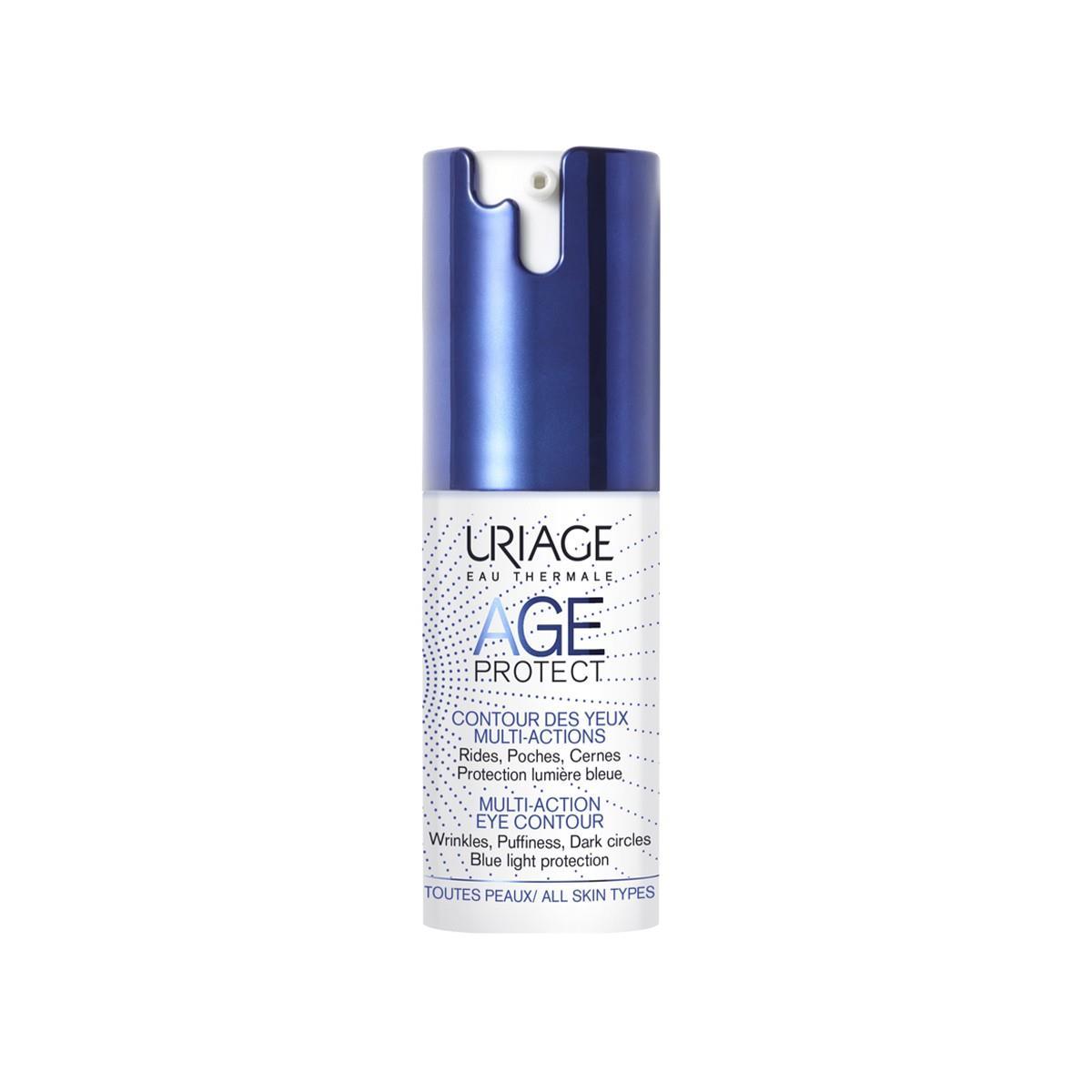 Age Protect Crema Para Contorno De Ojos 15 Ml