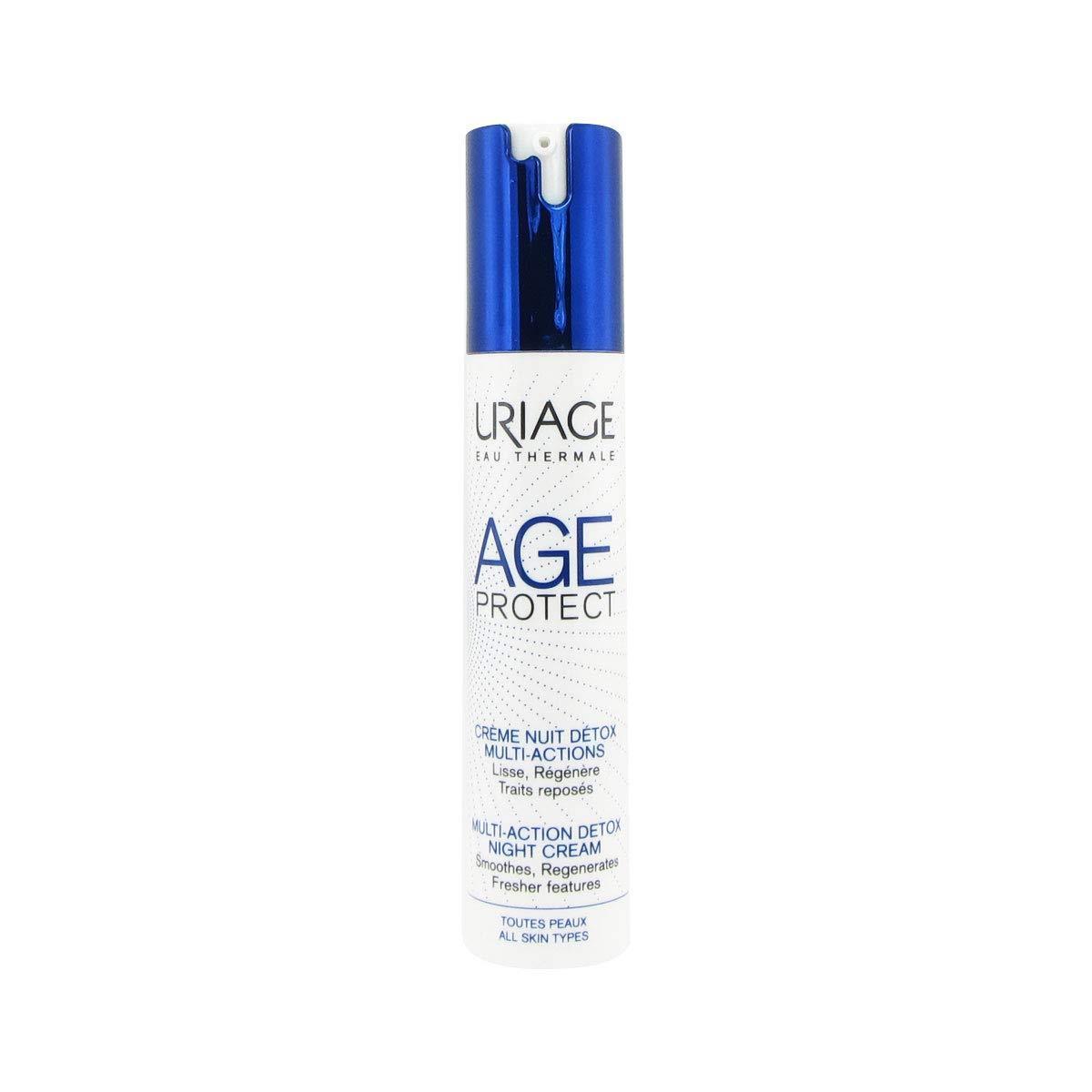 Age Protect Crema Detox 40 Ml