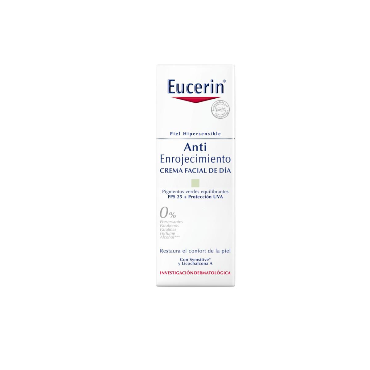 Eucerin Anti-Enrojecimiento Crema Día Spf 25 50Ml