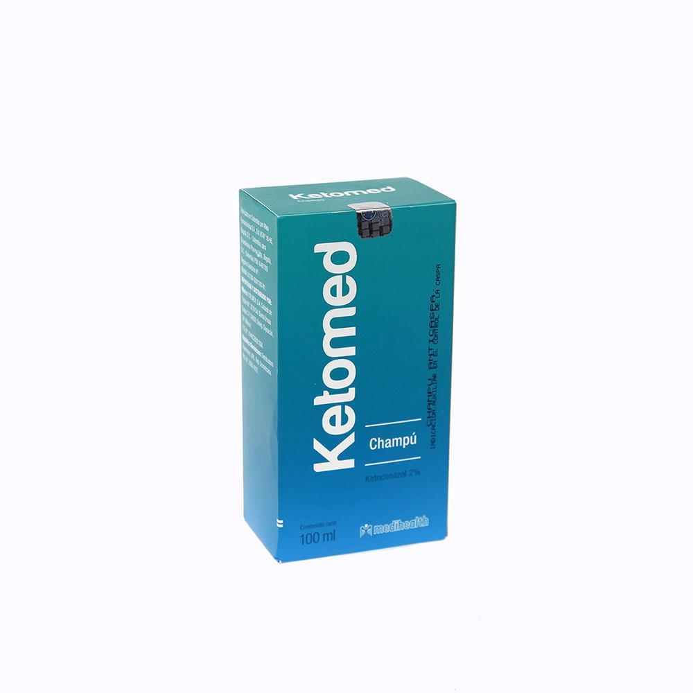 Ketomed Shampoo Antimicotico 100 Ml