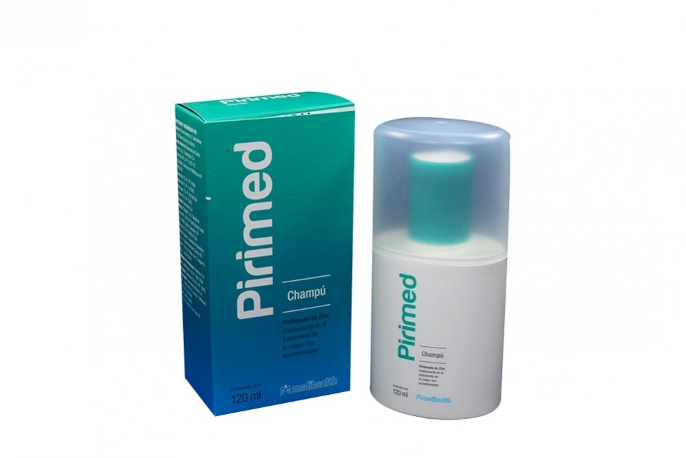 Pirimed Shampoo Acondicionador Anti-Caspa 120 Ml