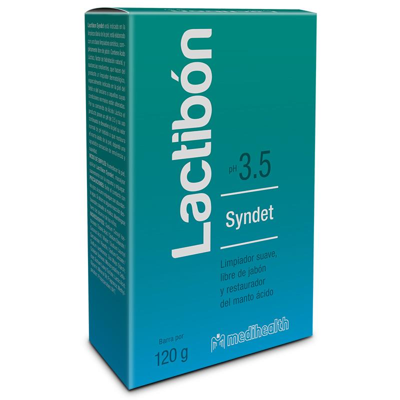 Lactibon Sindet Ph3.5 Barra Limpiadora 120 G