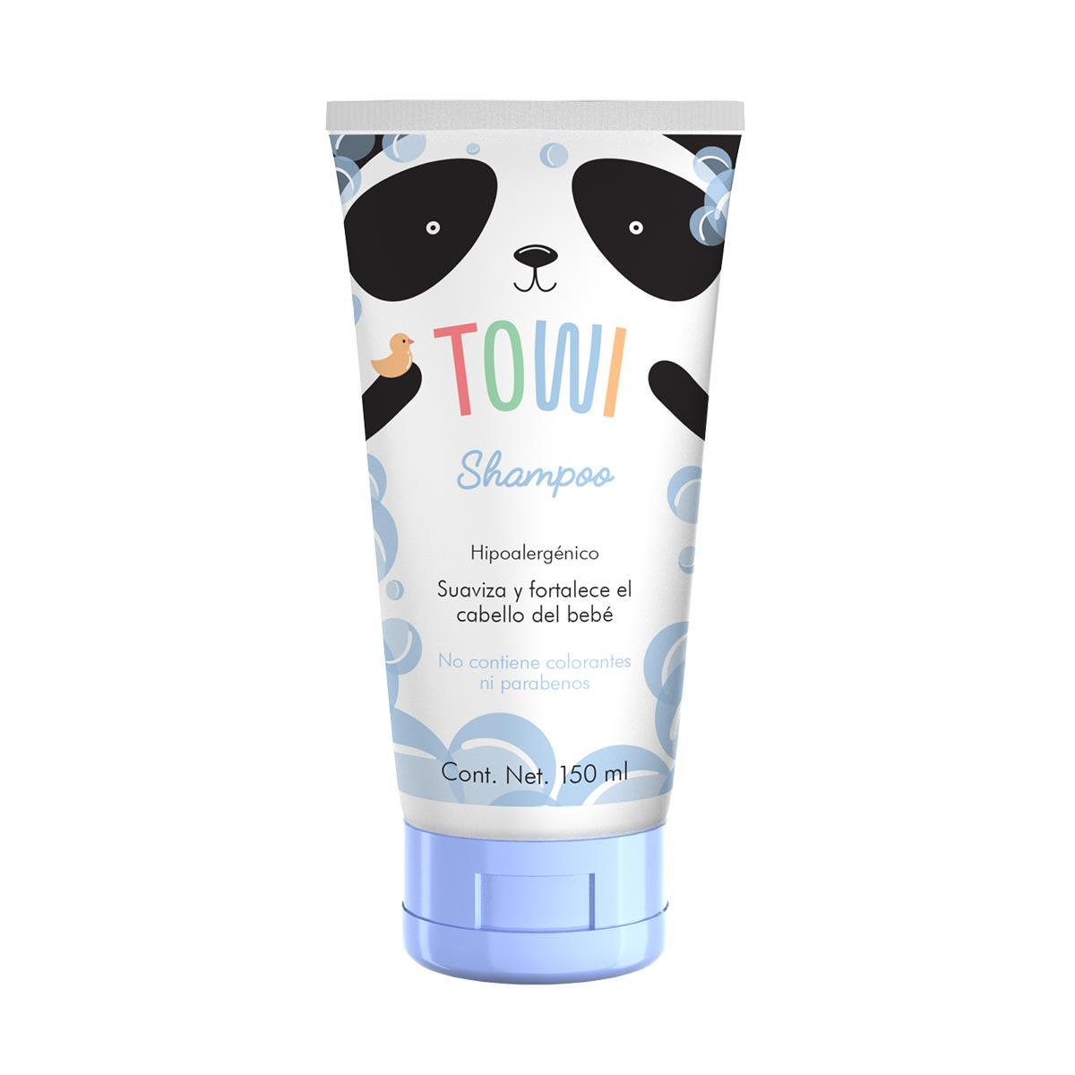 Towi Shampoo Hipoalergénico 150 Ml