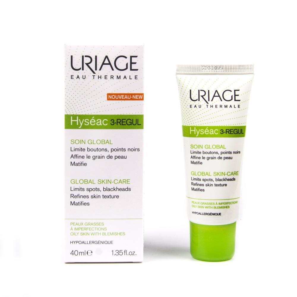 Hyseac 3 Regul 40 Ml Crema Tratamiento Global