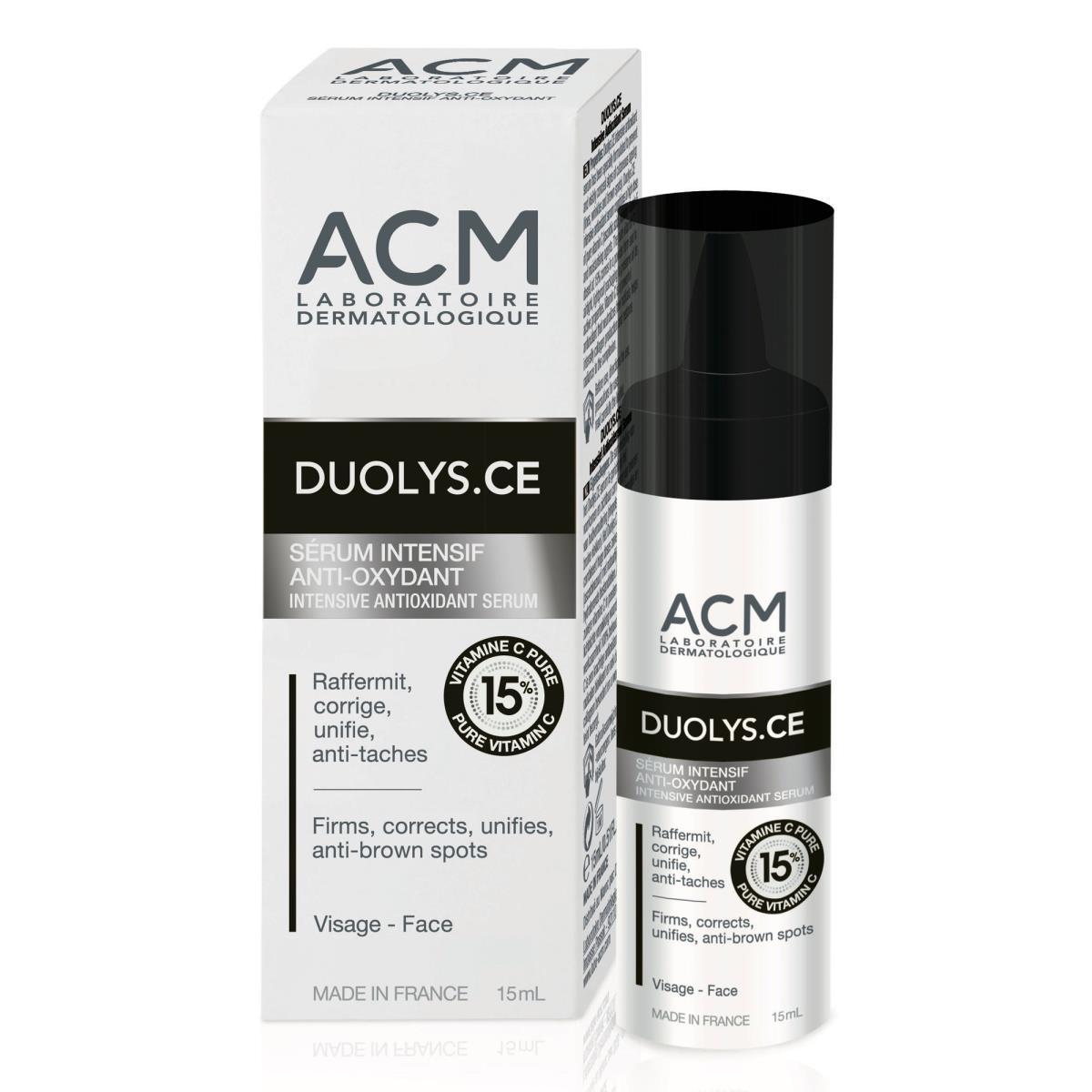Duolys Ce Suero Intensivo Antioxidante 15Ml.