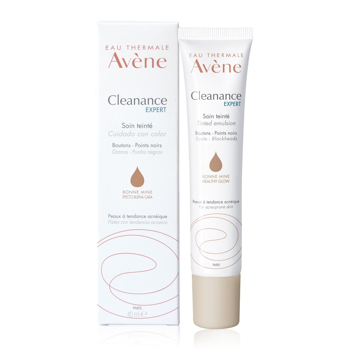 Avene Cleanance Expert Crema Con Color 40Ml