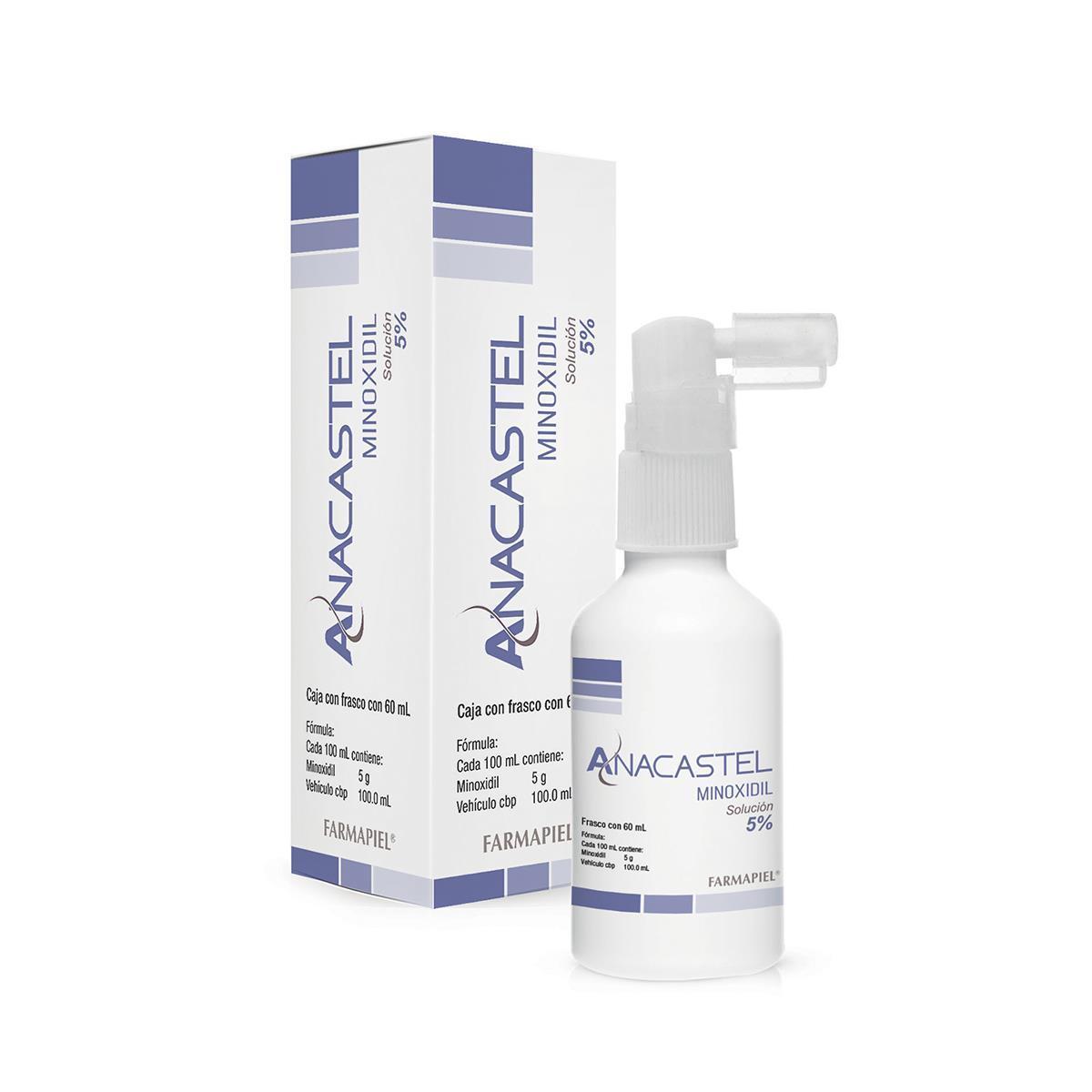 Anacastel Minoxidil 5.0% 60Ml Vr