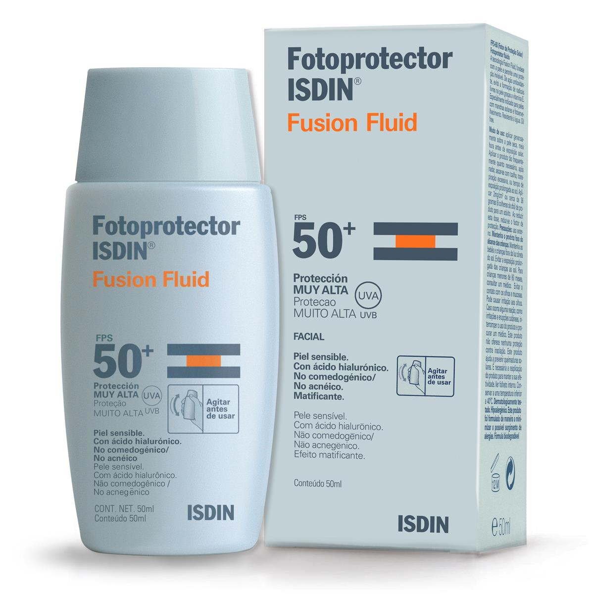 Fotop Fusion Fluid +50 50Ml