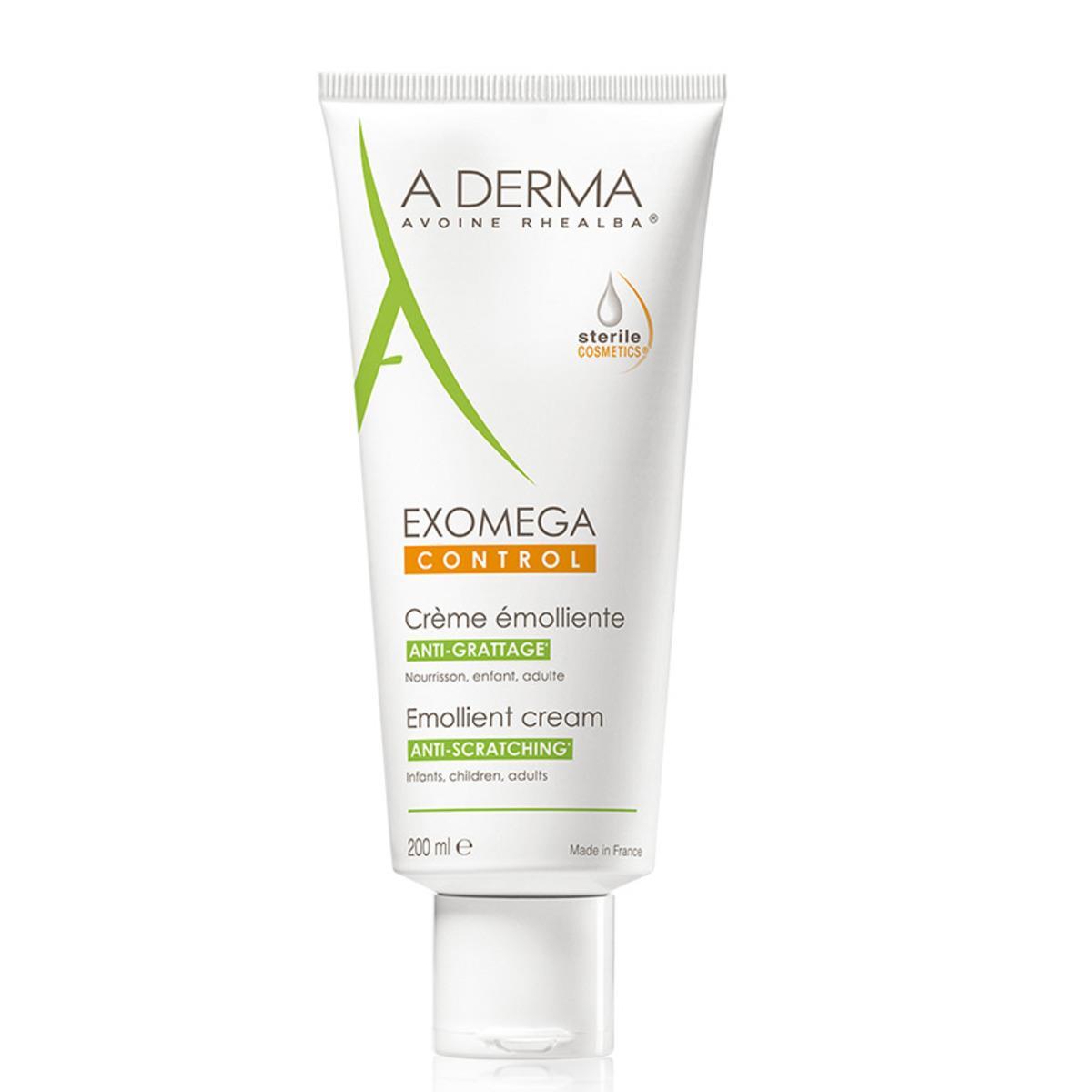 A-Derma Exomega Control Crema Emoliente 200Ml