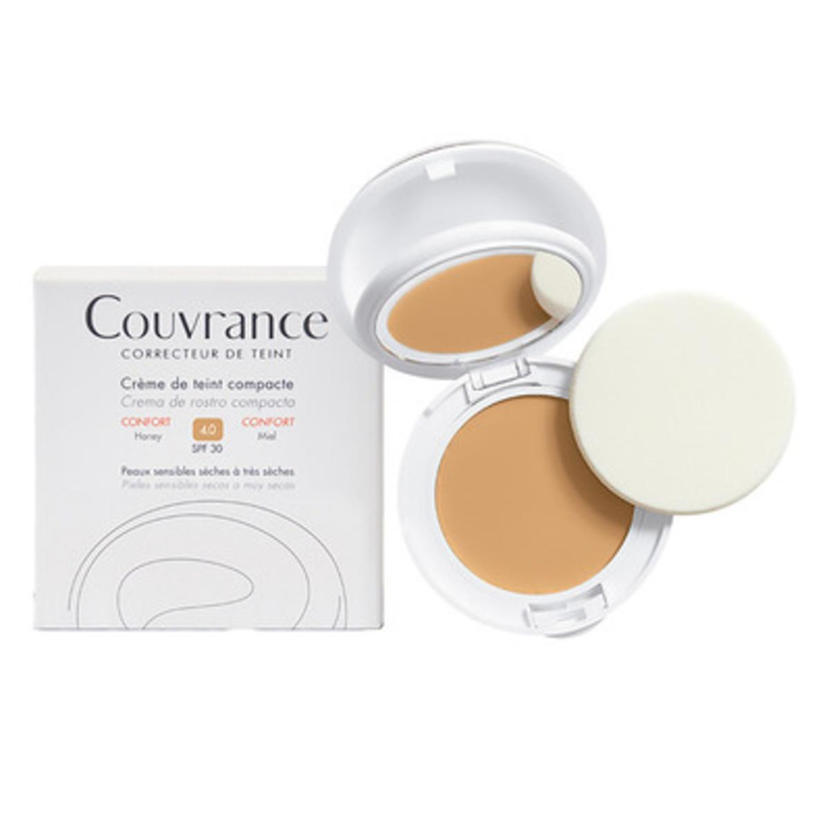 Avene Couvrance Confort Tono Miel 10G