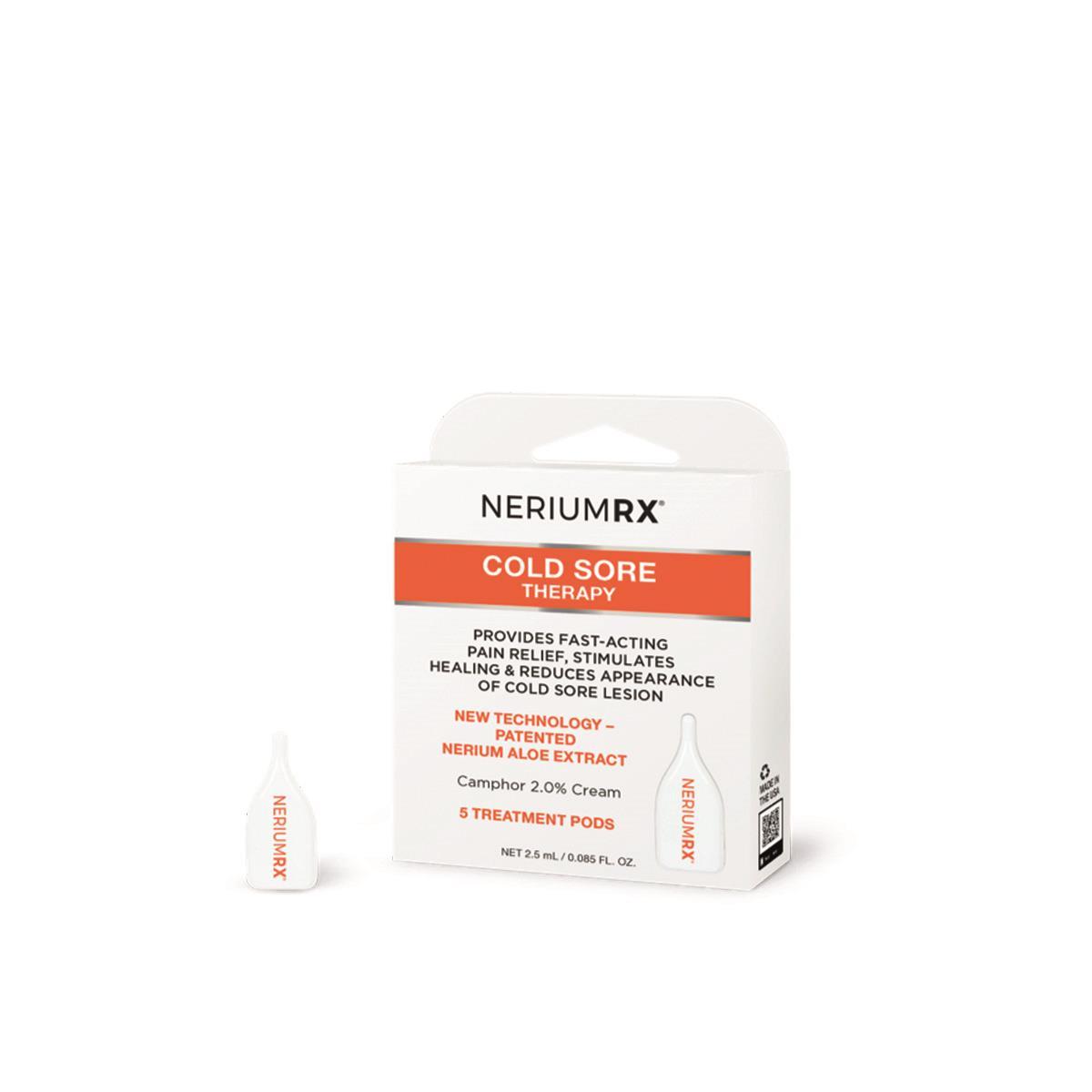 Neriumrx Cold Sore 45Ml
