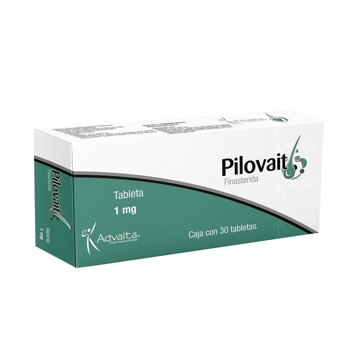 Pilovait 1Mg C/30 Tabletas