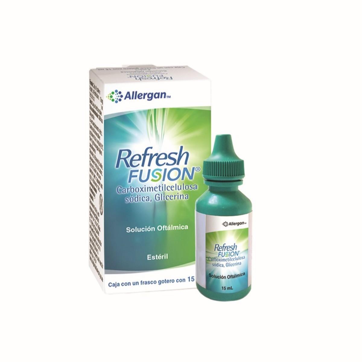 Refresh Fusion 15Ml