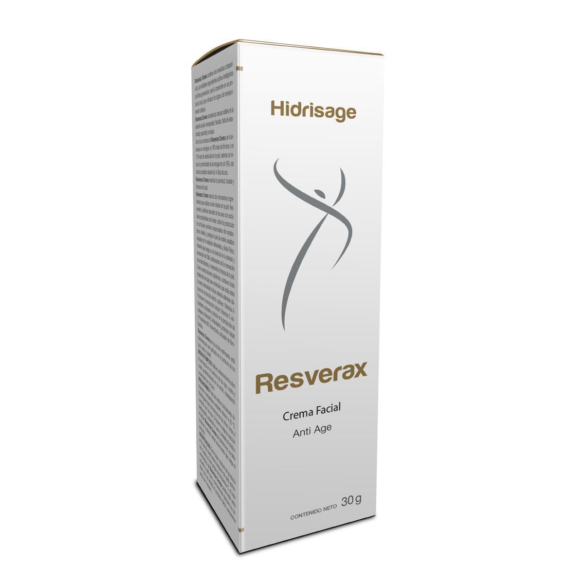 Resverax Crema Con 30G