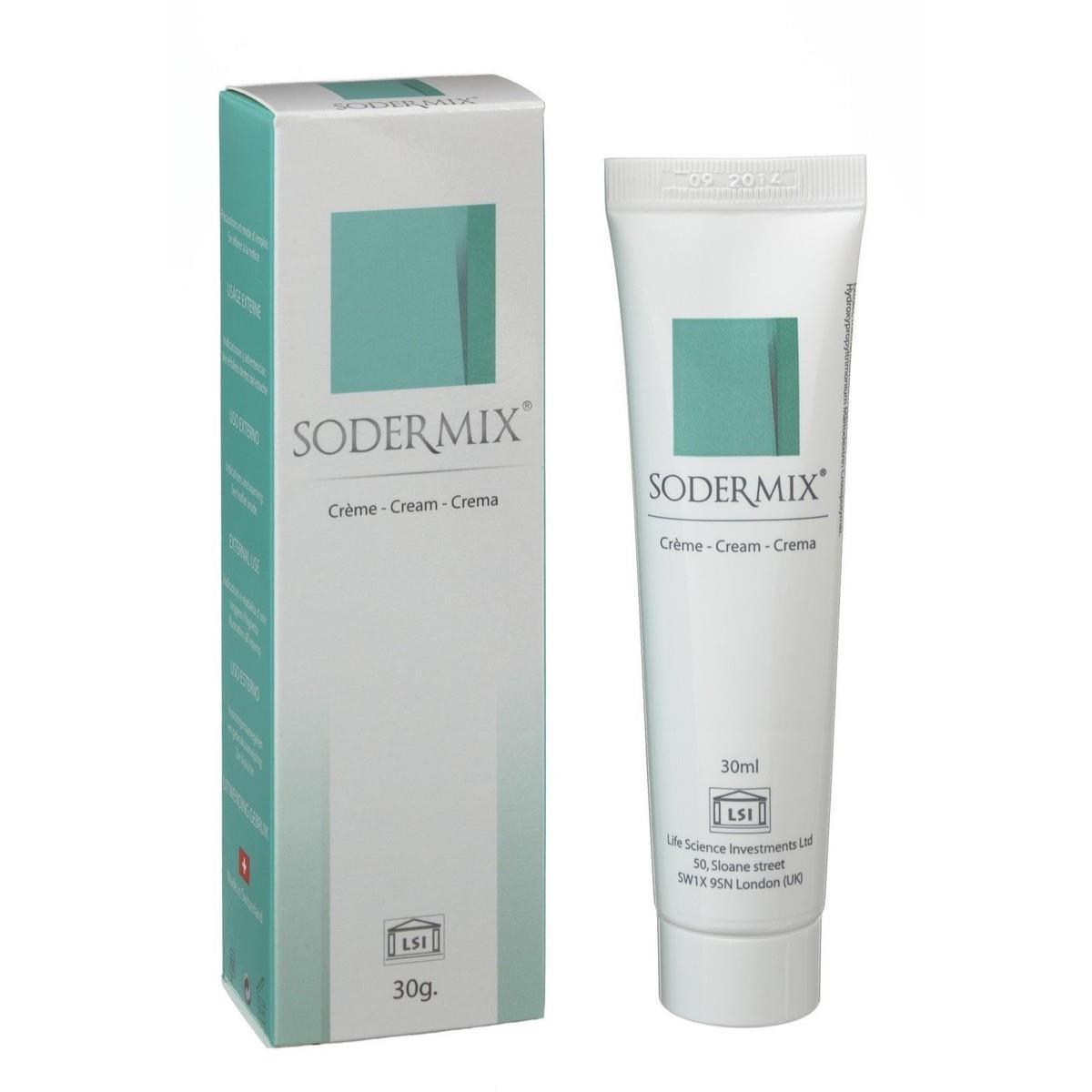 Sodermix Crema 30 Gr