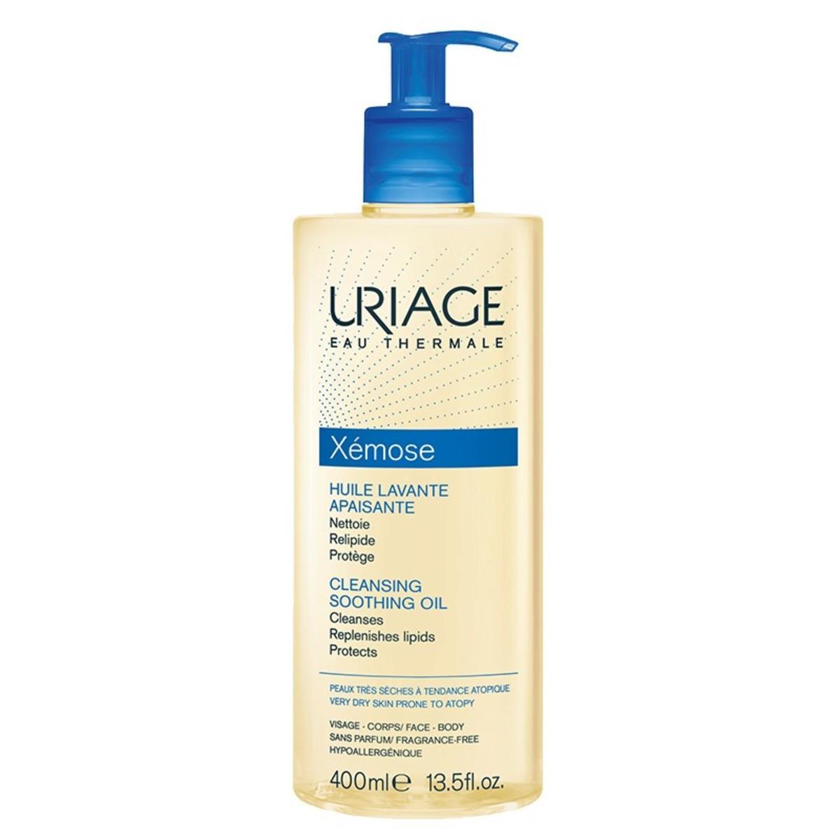 Uriage Xemose Aceite De 500Ml