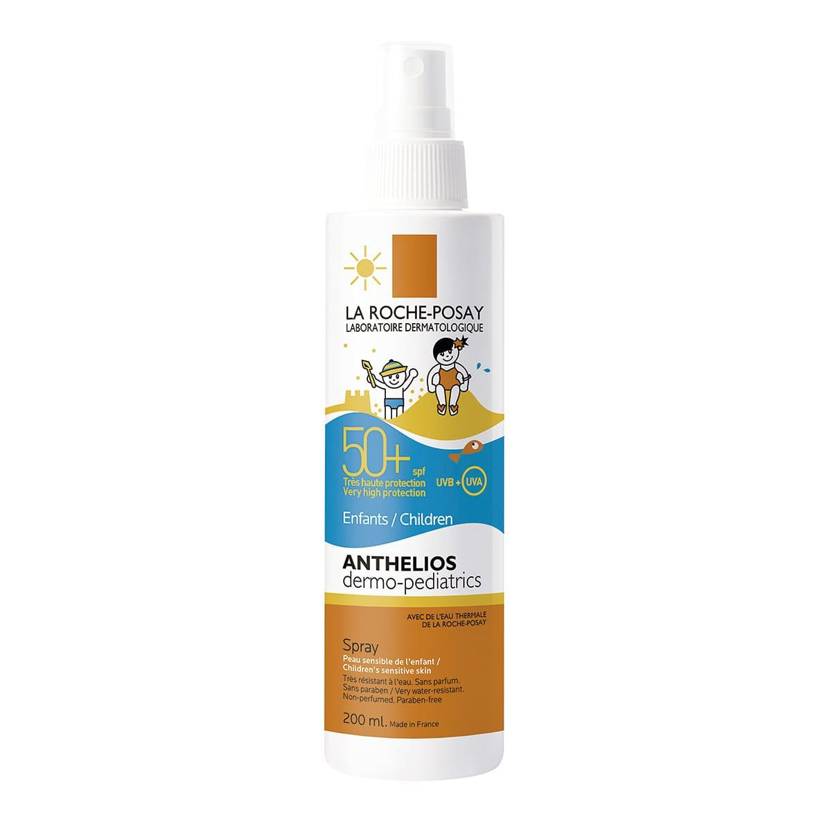Anthelios Dermopediatrics Spray 200Ml