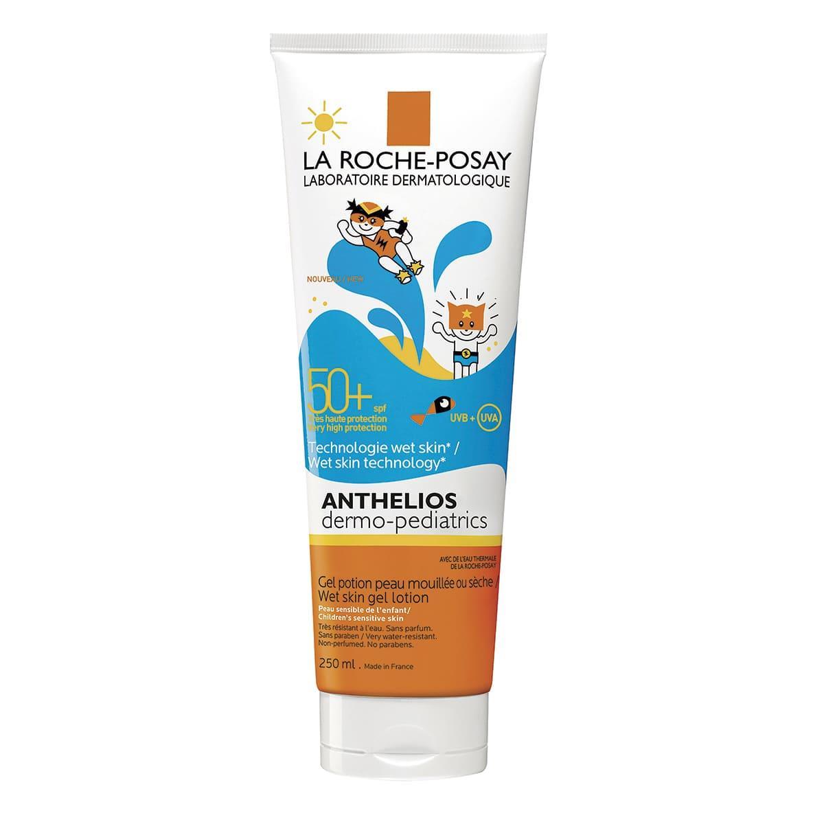 Anthelios Dermopediatrics Crema Wet Skin 250Ml